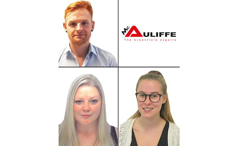 A trio of new appointments for GeoStream UK