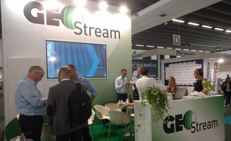 GeoStream: Events round-up